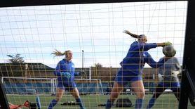 On Thursday, members of the Hofstra women's soccer