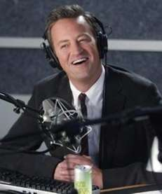 Actor Matthew Perry.