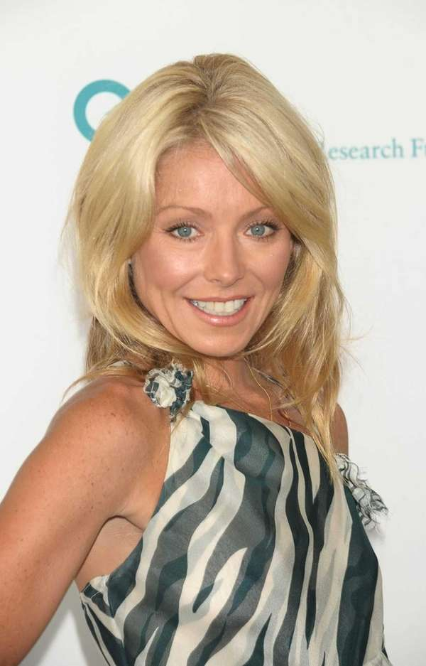 Kelly Ripa attends Super Saturday 14 to benefit
