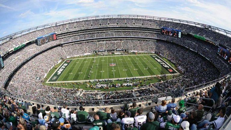 MetLife Stadium will host Super Bowl XLVIII in