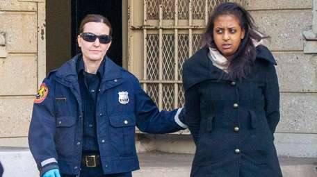Rashni Bissesar was charged with stealing more than