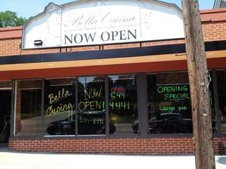 This is the new Bella Cucina in Kings