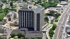Nassau University Medical Center in East Meadow.