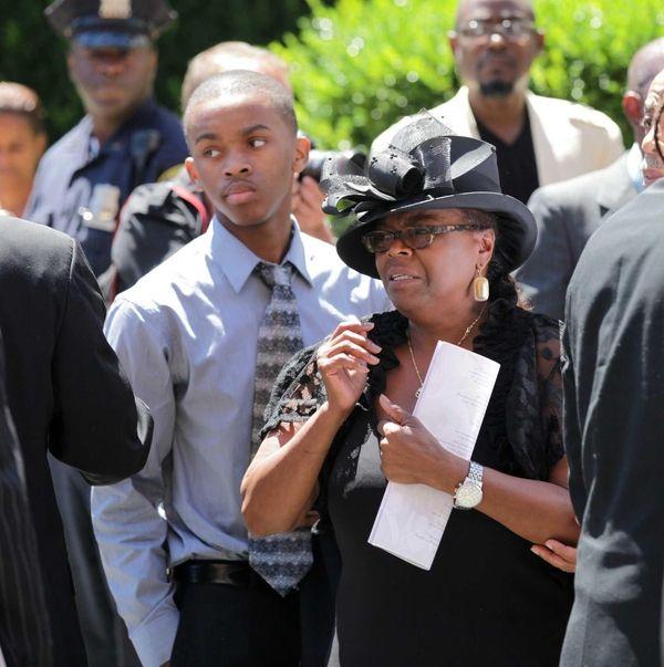 Bedelia Woods leaves Grace Baptist Church in Mount