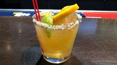 Hennessy's Harvest, November's margarita of the month at