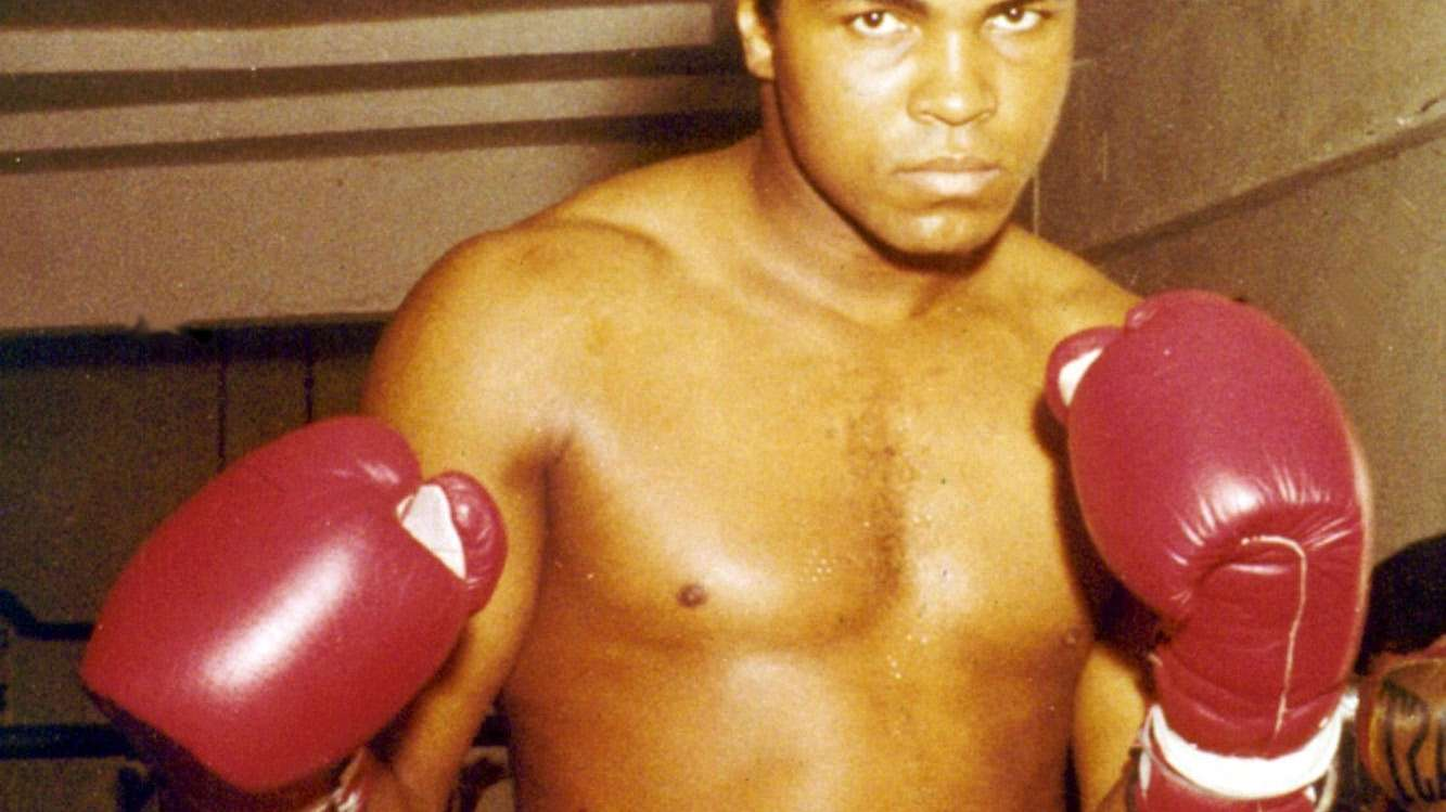 JANUARY 17 Muhammad Ali (pictured) Dwyane Wade Don