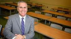 David Glodstein, lead professor of SUNY Old Westbury's