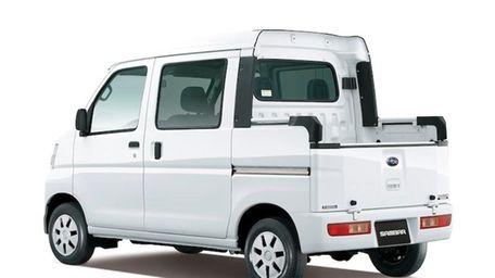 Subaru Sambar Kei