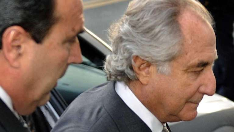 Investors in Wall Street financier Bernard Madoff's multibillion-dollar
