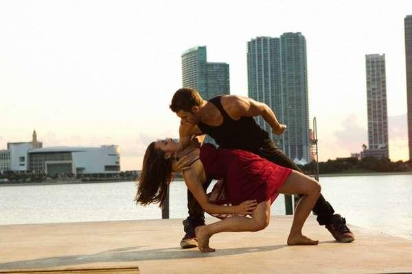 Ryan Guzman and Kathryn McCormick star in