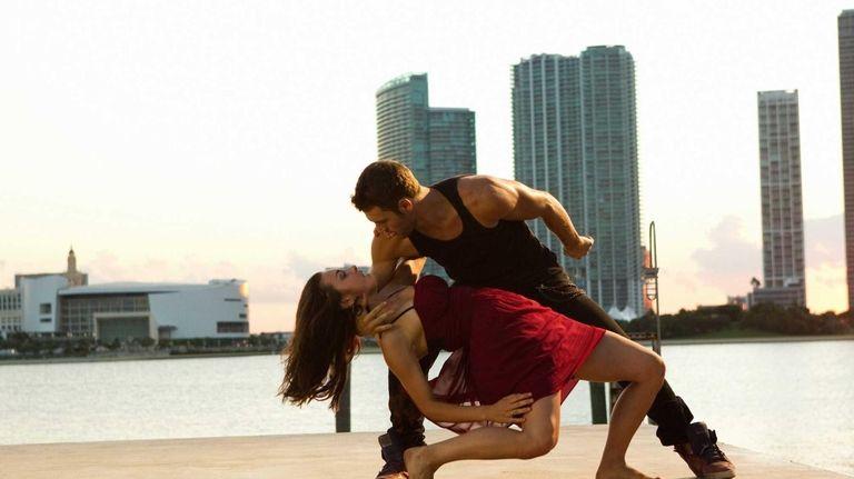 Ryan Guzman and Kathryn McCormick star in