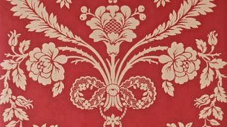 Wallpaper has enjoyed a revival in popularity over