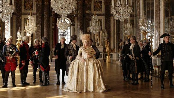 Diane Kruger stars as Marie Antoinette in Benoit