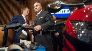 New York City Police Commissioner Ray Kelly with