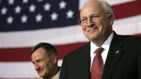 Former Vice President Dick Cheney will be the