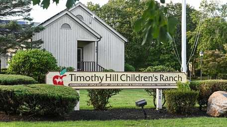 The Timothy Hill Children's Ranch in Riverhead.