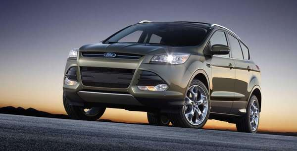 Prices for the 2013 Ford Escape start at