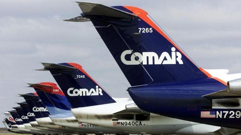 Besides Cincinnati, Comair also has hubs in Detroit