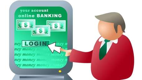 Because of the growth of online banking and