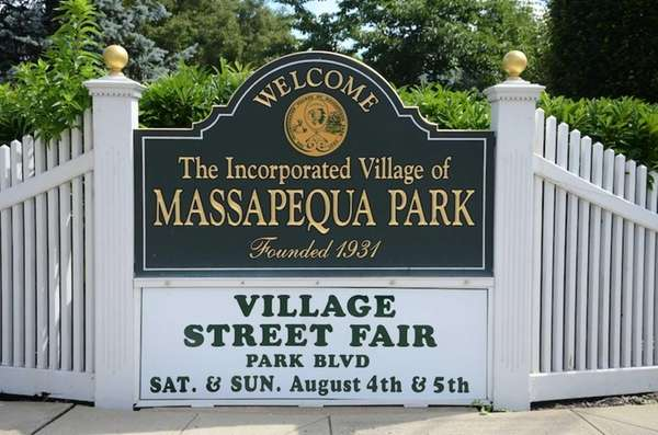Massapequa Park is an incorporated village in the