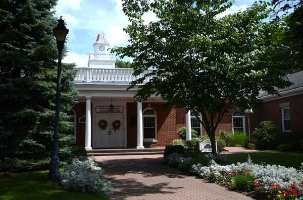 Massapequa Park Village Hall is located at 151
