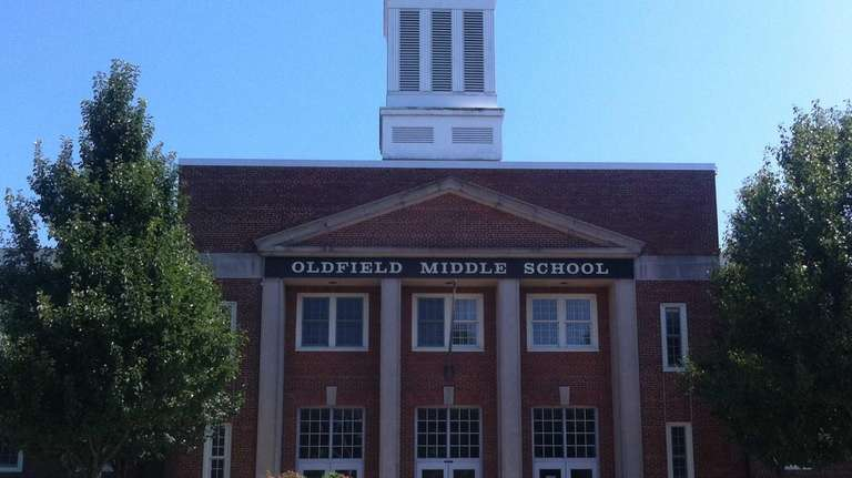 Located at 2 Oldfield Road in Greenlawn, Old