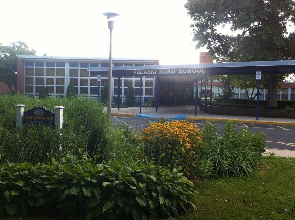 Pulaski Road School, located at 623 Pulaski Rd.