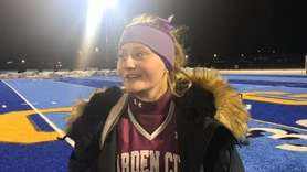 Junior midfielder Sarah Killcommons discusses the Trojans' 1-0
