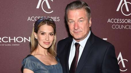 Hilaria and Alec Baldwin attend the 23rd Annual