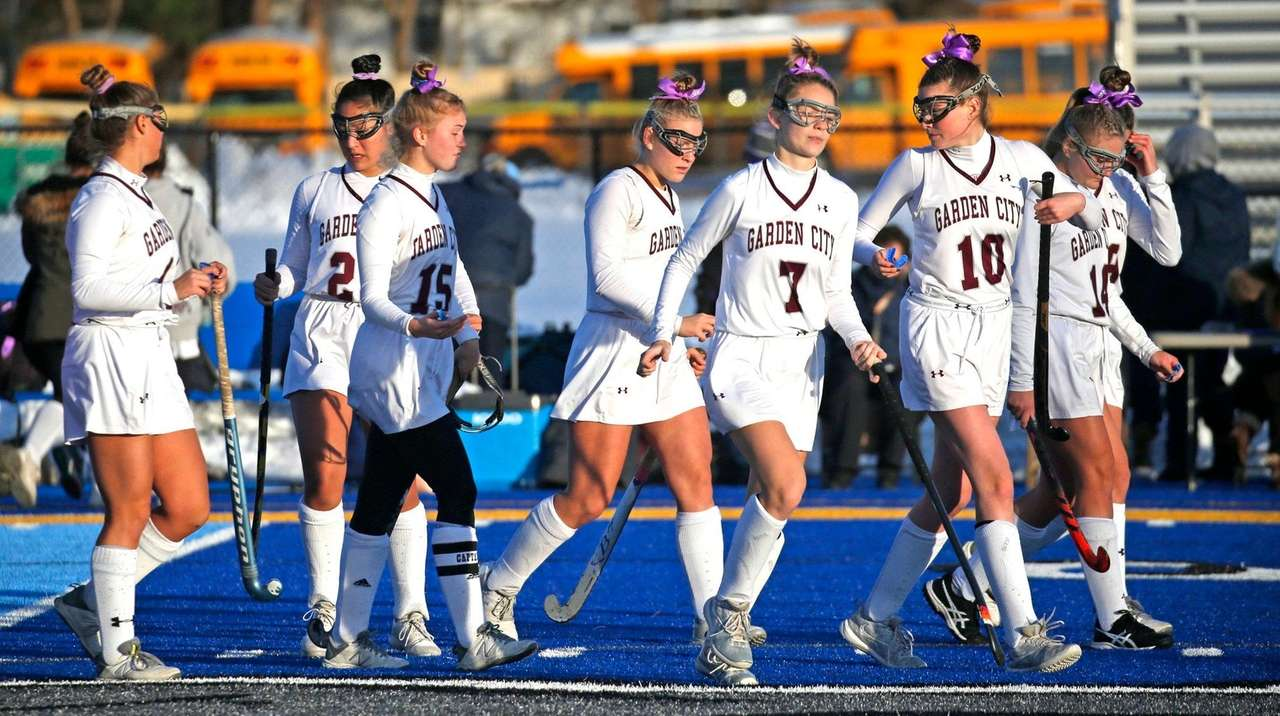 Garden City comes up short in state field hockey final