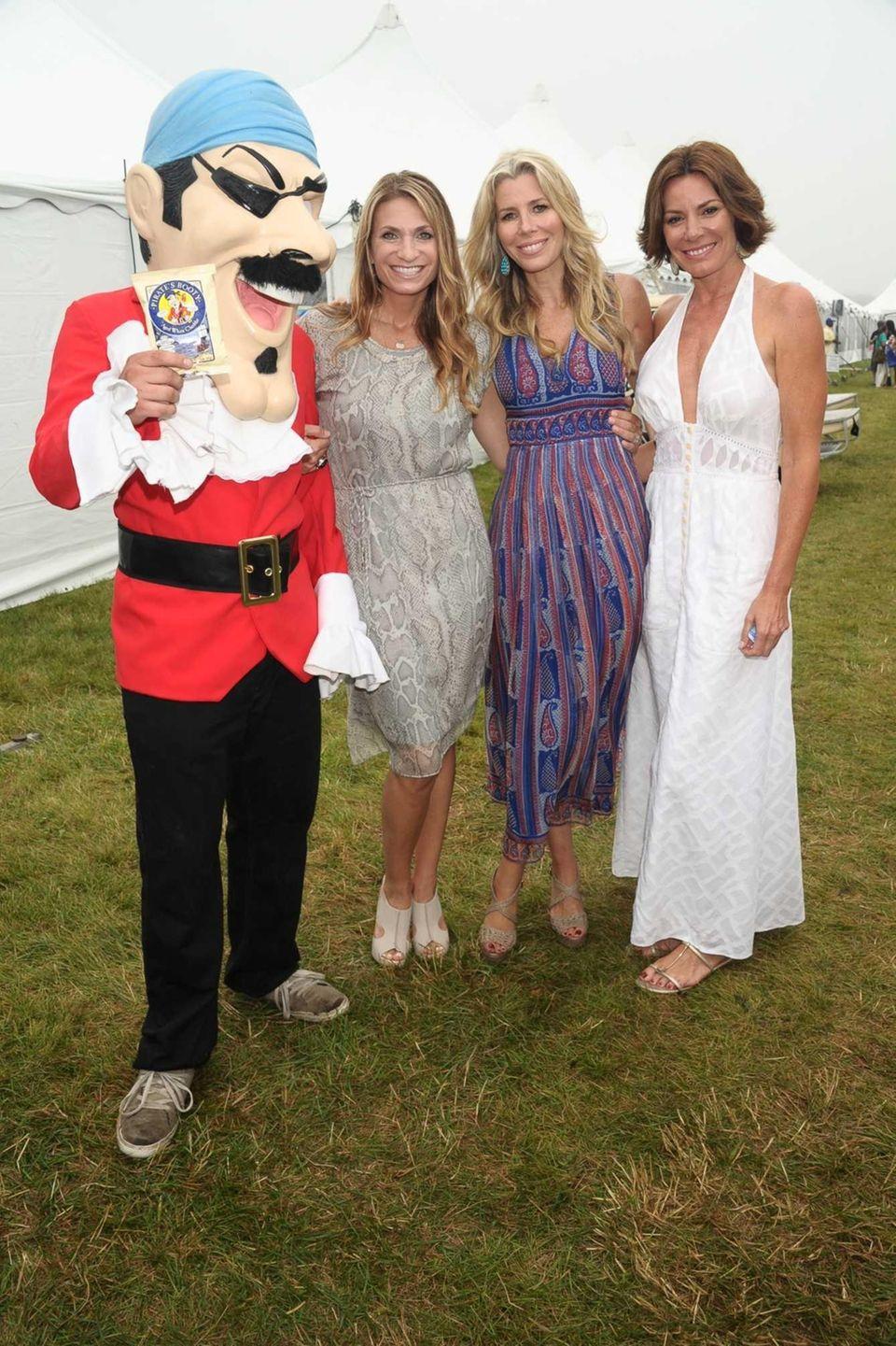 Housewives of New York Heather Thomson, Aviva Drescher,