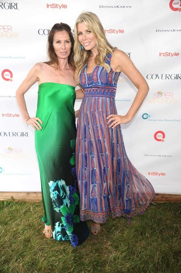 Housewives of New York Carole Radziwill and Aviva
