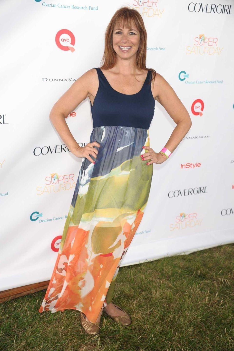 Jill Zarin attends Super Saturday 15 to benefit