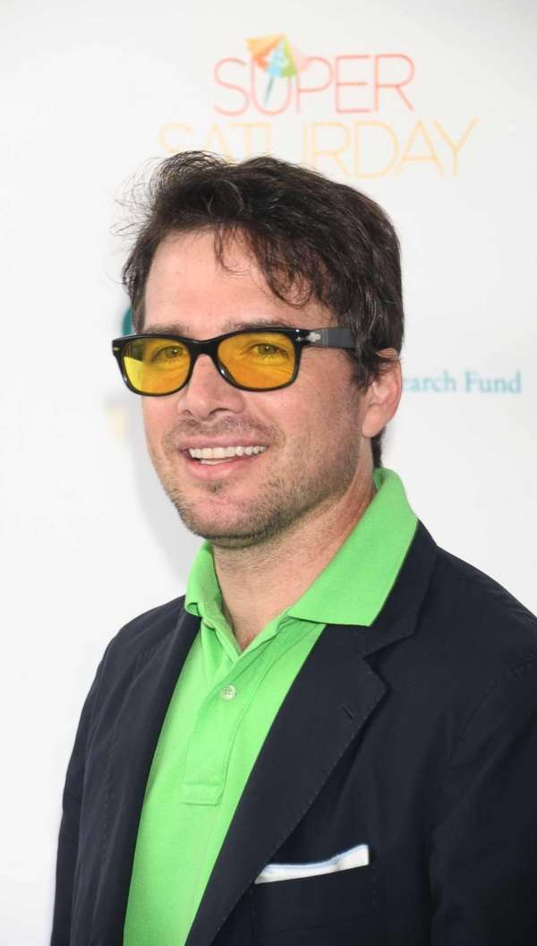 Actor Matthew Settle attends Super Saturday 15 to