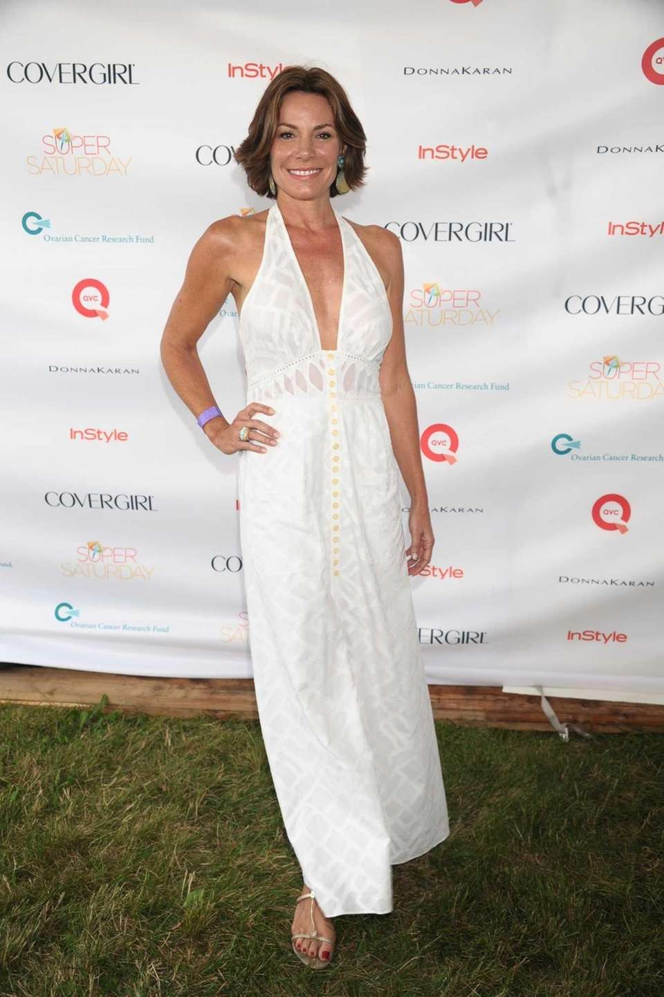 Countess Luann de Lesseps attends Super Saturday 15