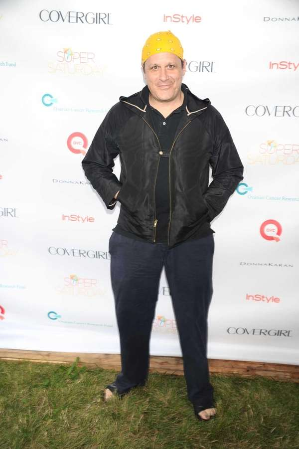 Issac Mizrahi attends Super Saturday 15 to benefit