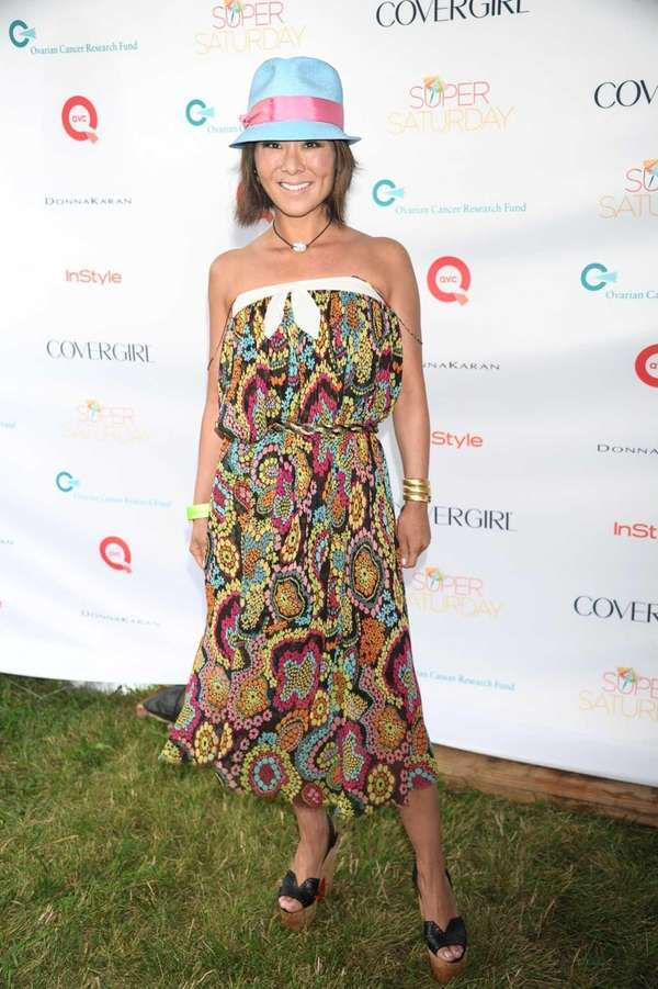 Alina Cho attends Super Saturday 15 to benefit