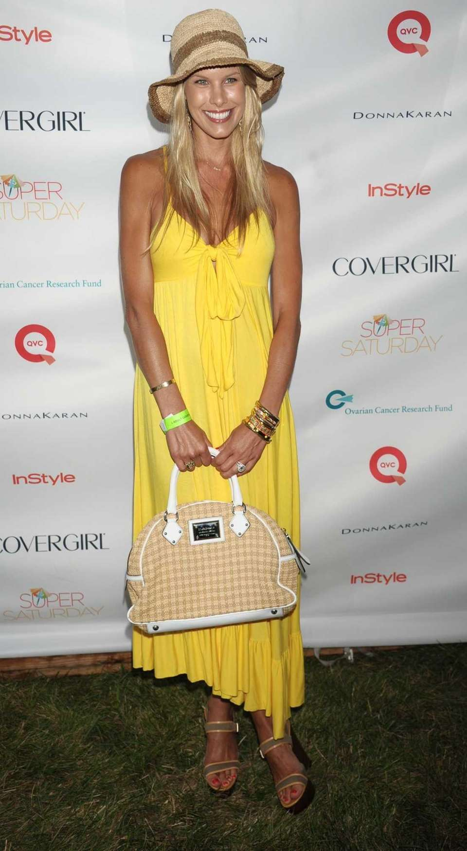 Beth Ostrosky Stern attends Super Saturday 15 to