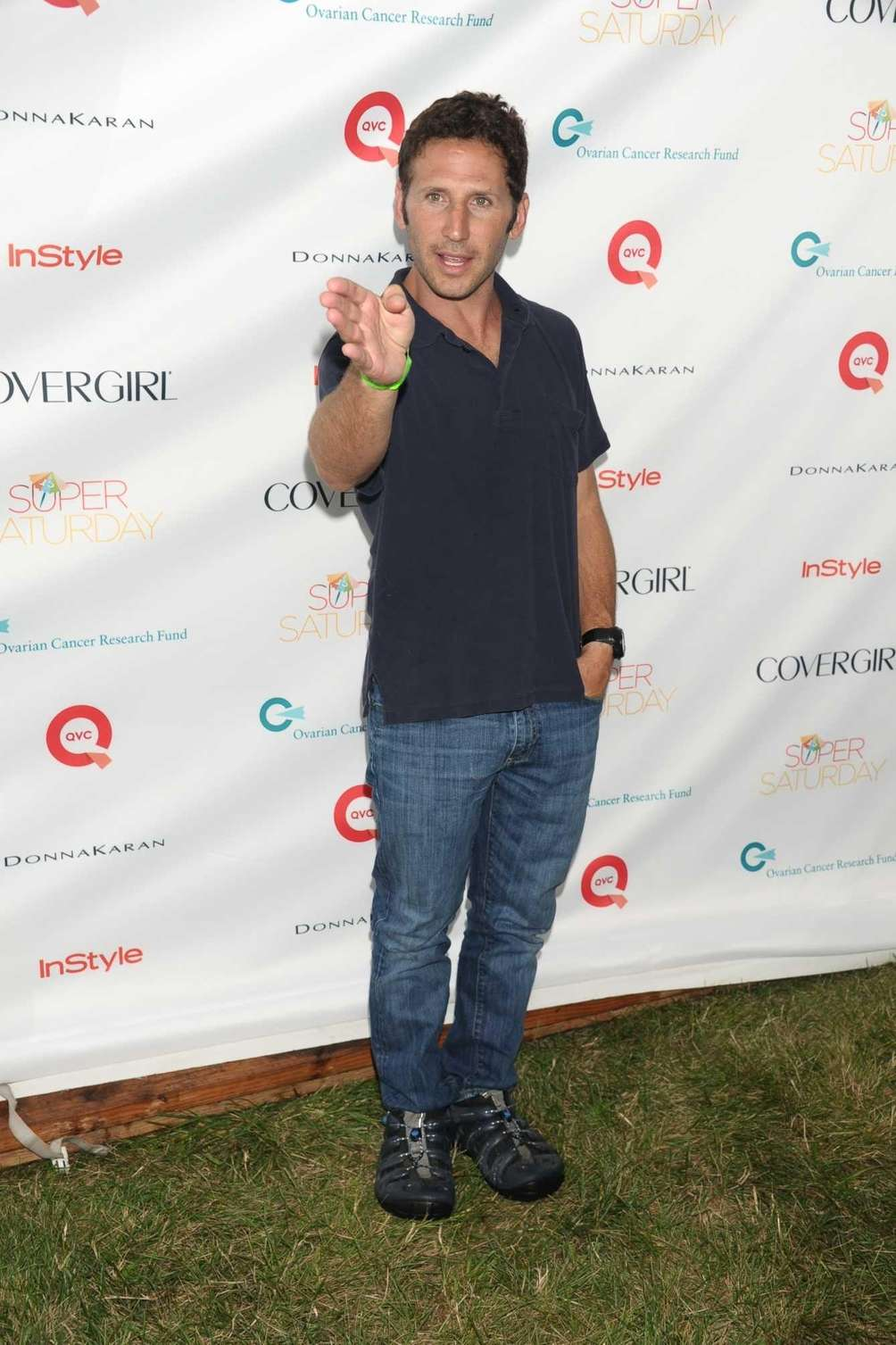 Actor Mark Feuerstein attends Super Saturday 15 to
