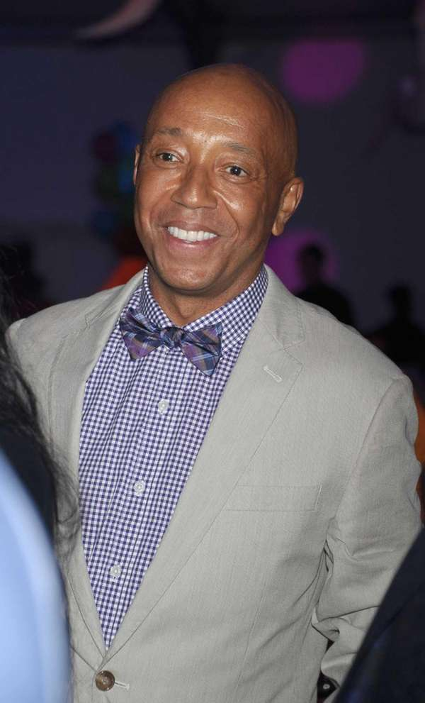 Russell Simmons attends the Russell Simmons Rush Philanthropic