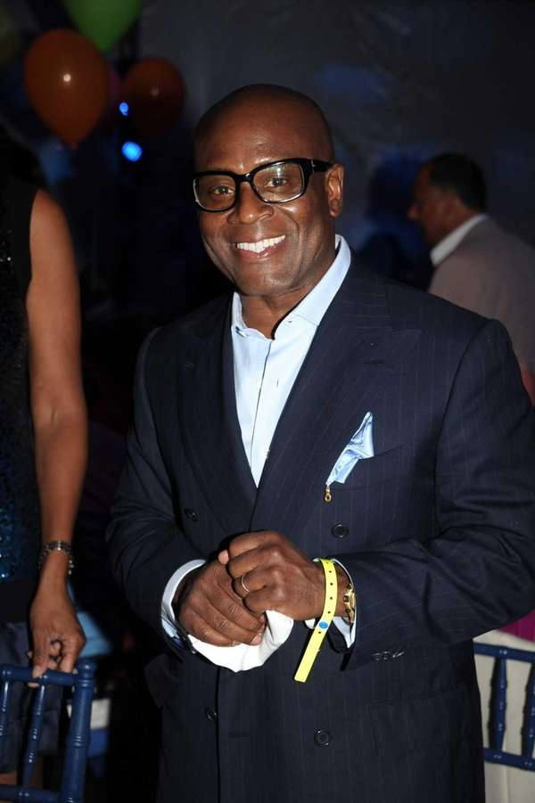 Chairman and CEO of Epic Records L.A. Reid