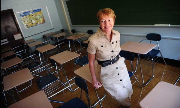 Carol Burris, principal of South Side High School