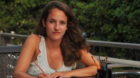 Sophie Torres, 18, a Long Beach High School