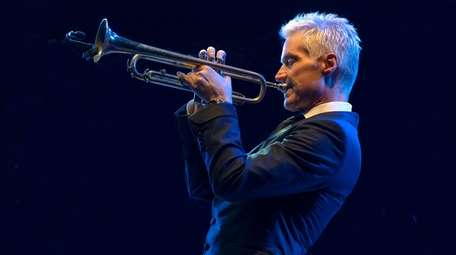 Chris Botti will perform at The Paramount in