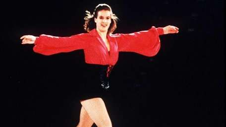 Katarina Witt Won: One Olympic gold medal in