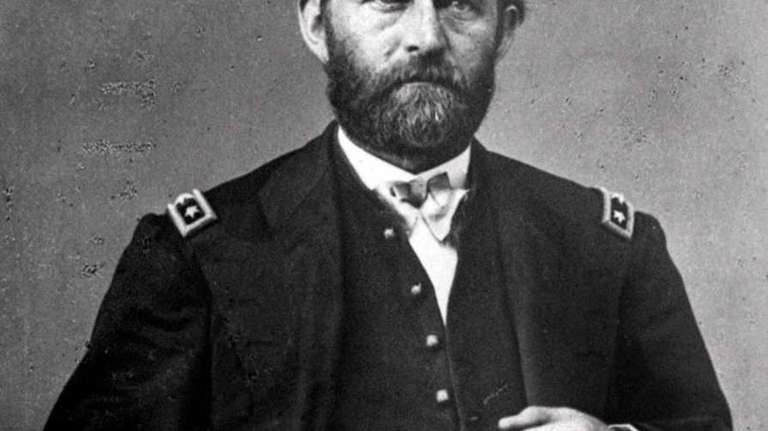Lt. General Ulysses S. Grant poses for Mathew