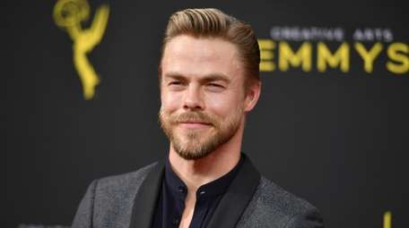 Dancer Derek Hough is doing well following his