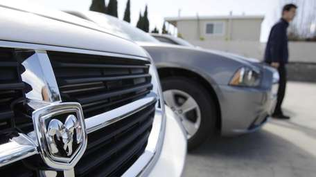 Chrysler rode big sales increases in the United