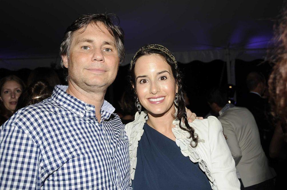 Jason and Haley Binn at the fourth annual