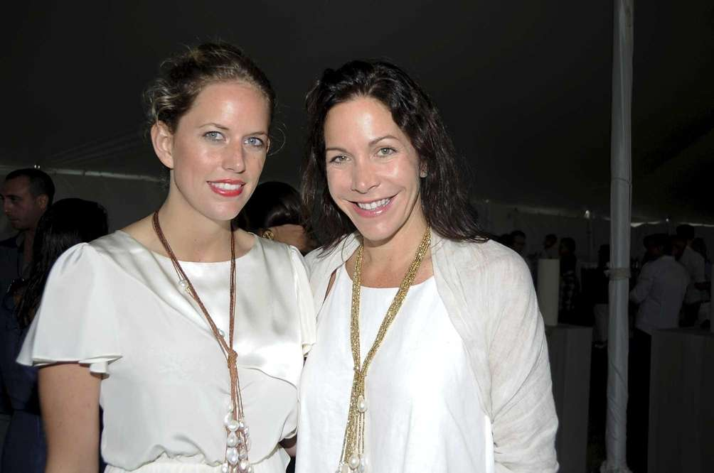 (L to R) Michele Farmer and Lauren Gabrileson